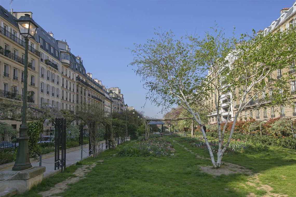 Apartamento Paris Rue Faraday 18