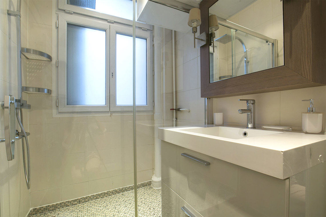 Apartamento Paris Rue Faraday 13