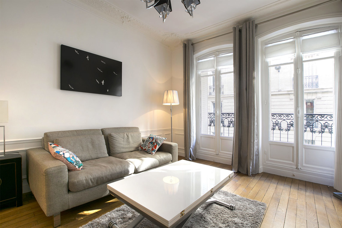 Apartamento Paris Rue Faraday 2
