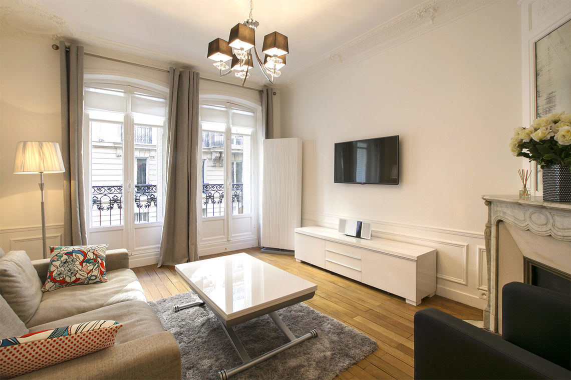 Apartamento Paris Rue Faraday 3