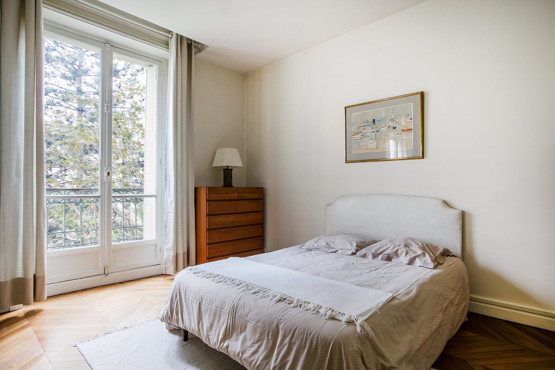 Appartement Paris Boulevard Pereire 9