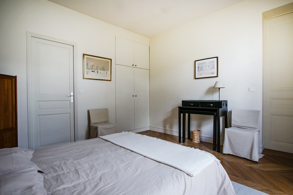Appartement Paris Boulevard Pereire 11