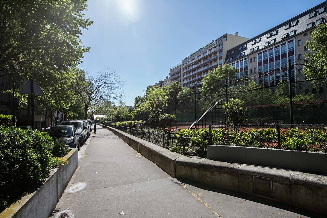 Appartement Paris Boulevard Pereire 14