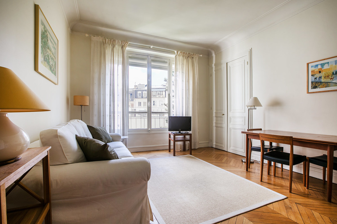 Appartement Paris Boulevard Pereire 5