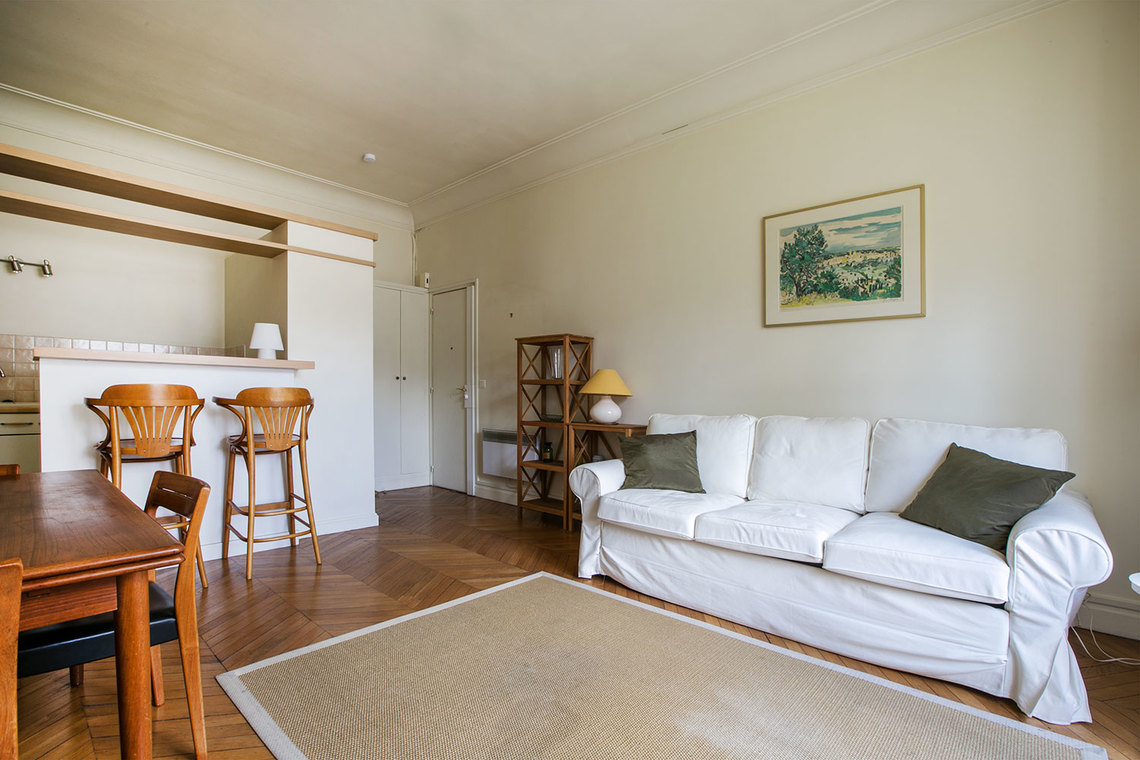 Appartement Paris Boulevard Pereire 4