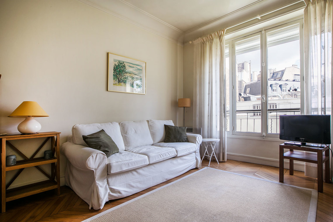 Appartement Paris Boulevard Pereire 2