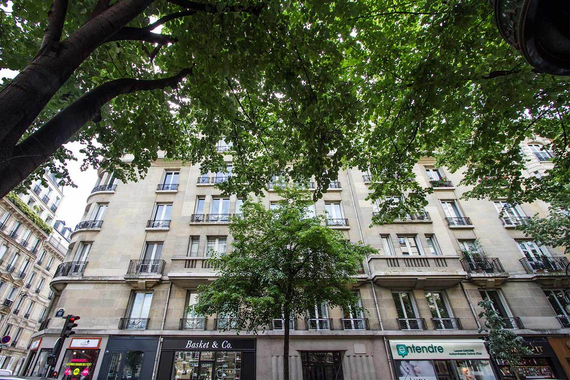 Appartamento Paris Avenue Mozart 20
