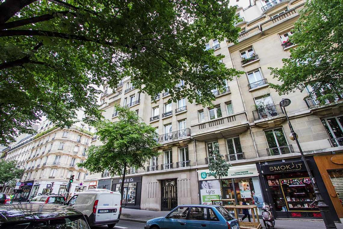 Appartamento Paris Avenue Mozart 21