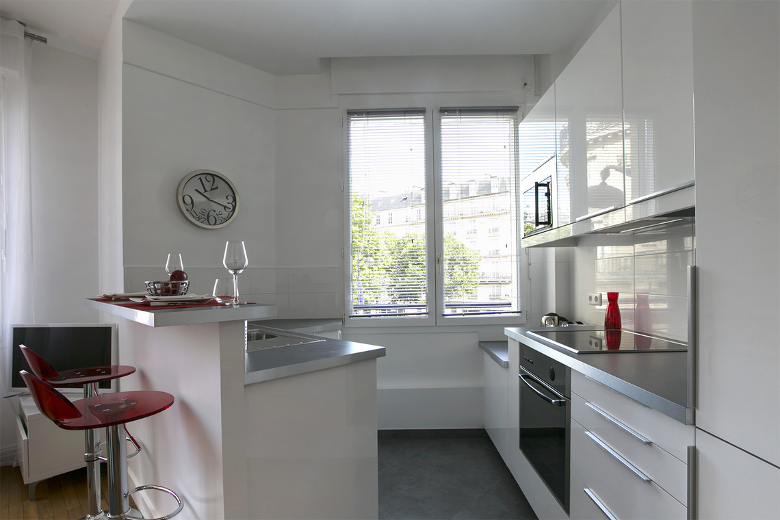 Apartment Paris Rue d'Artois 6