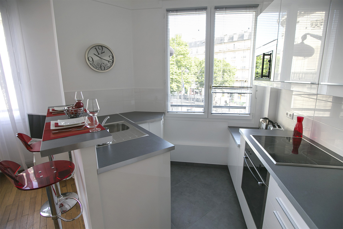 Apartment Paris Rue d'Artois 9