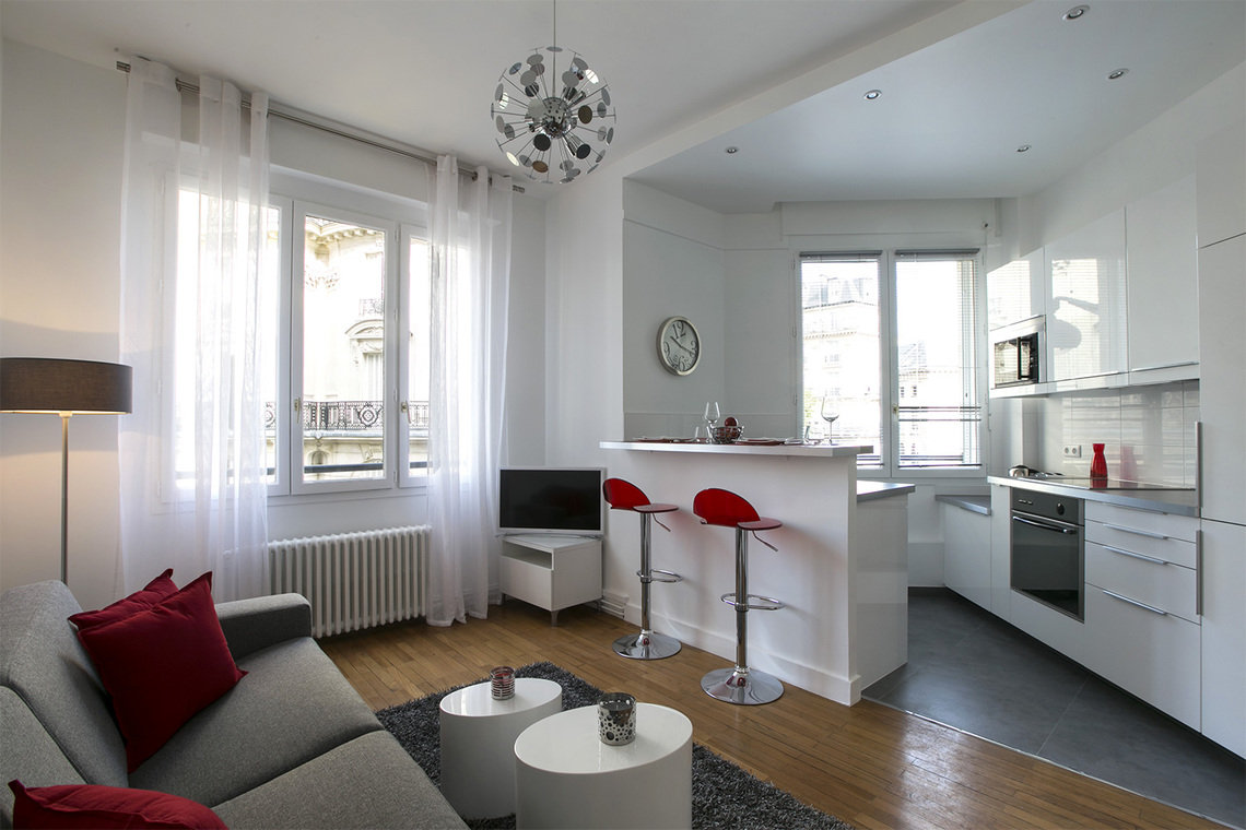Apartment Paris Rue d'Artois 3