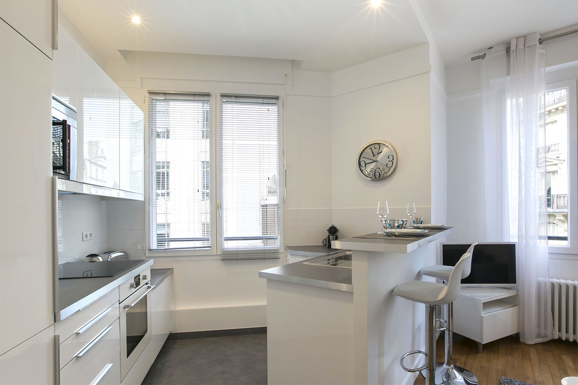 Appartement Paris Rue d'Artois 5