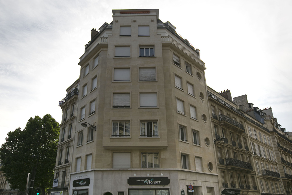 Appartement Paris Rue d'Artois 12