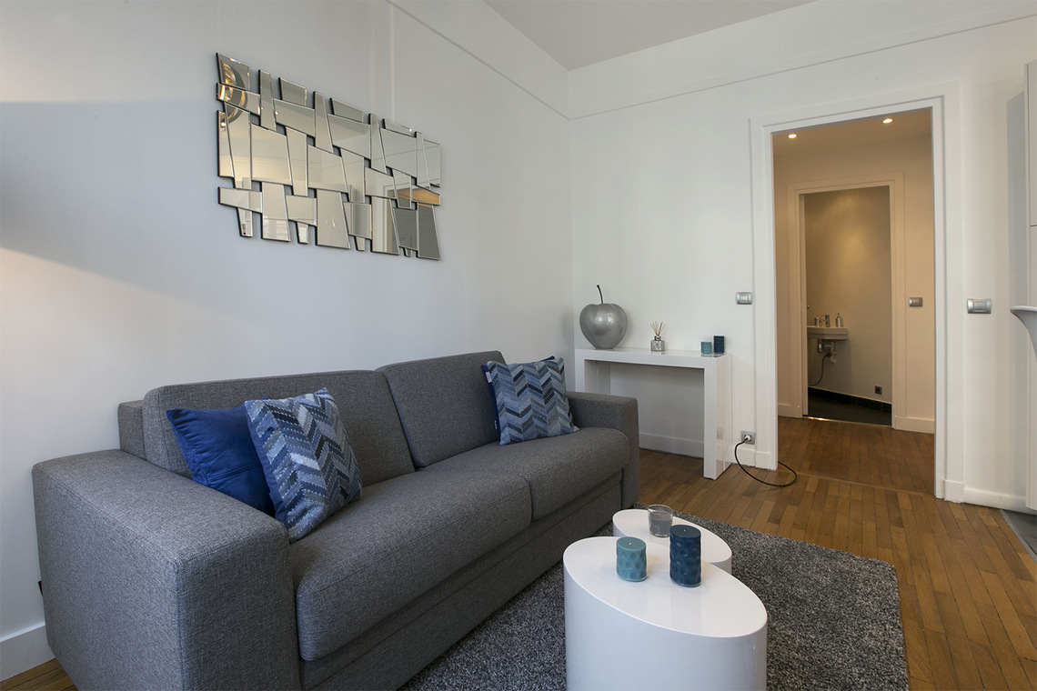 Appartement Paris Rue d'Artois 2