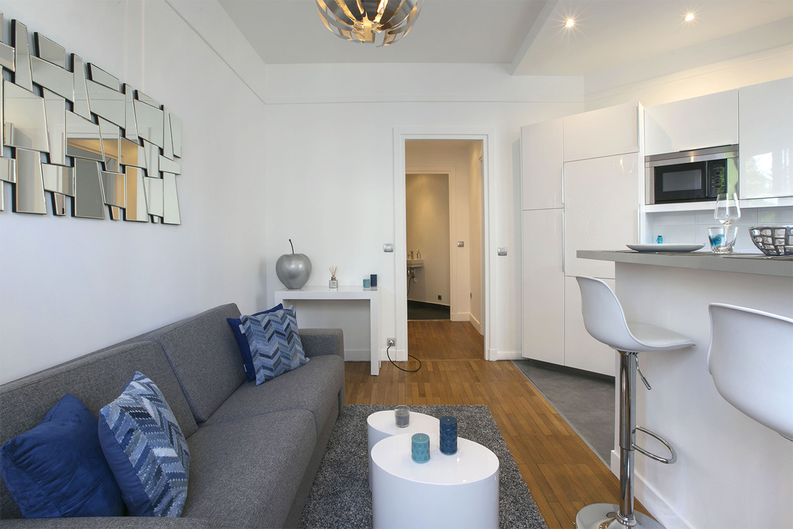 Appartement Paris Rue d'Artois 3