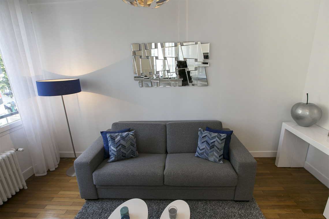 Appartement Paris Rue d'Artois 4
