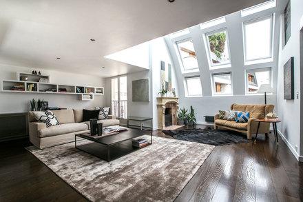 Location appartement meubl rue d 39 estr es paris ref 12339 for Location meuble paris 16