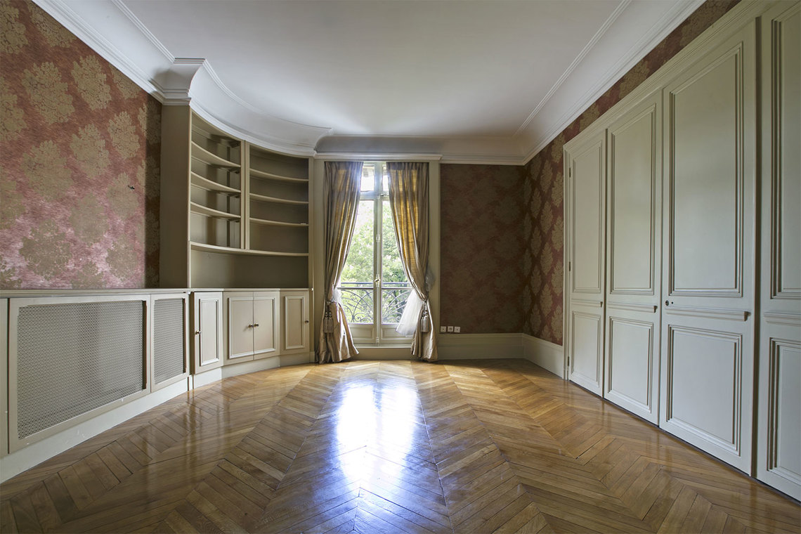 Appartamento Paris Avenue Ingres 22