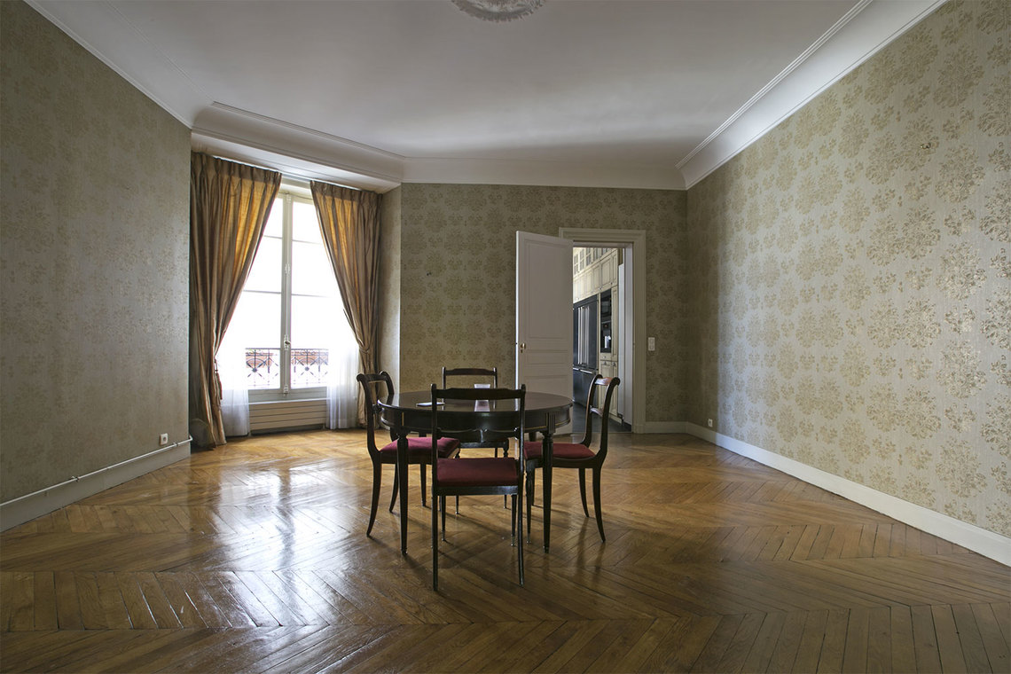 Appartamento Paris Avenue Ingres 3