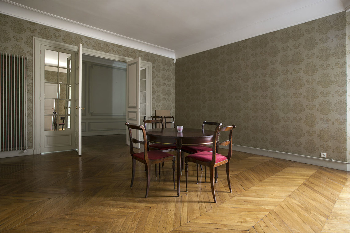 Appartamento Paris Avenue Ingres 4