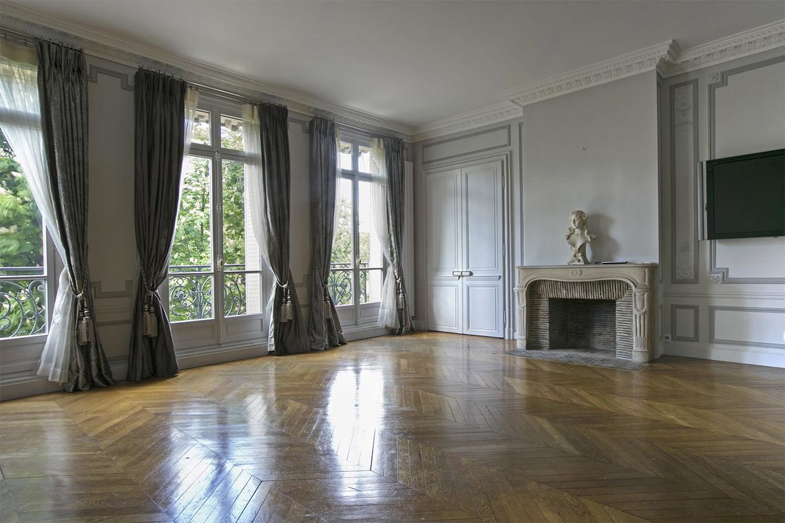 Location appartement meubl avenue ingres paris ref 12343 for Appartement meuble location paris