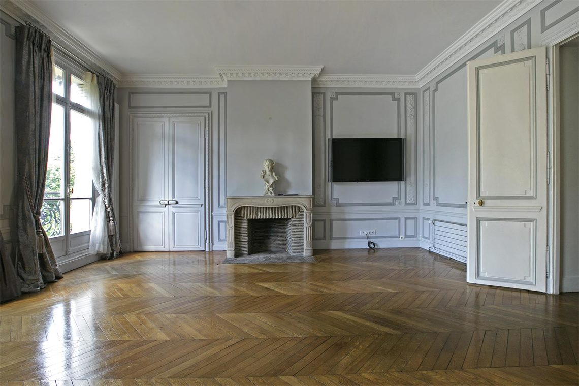 Appartamento Paris Avenue Ingres 2