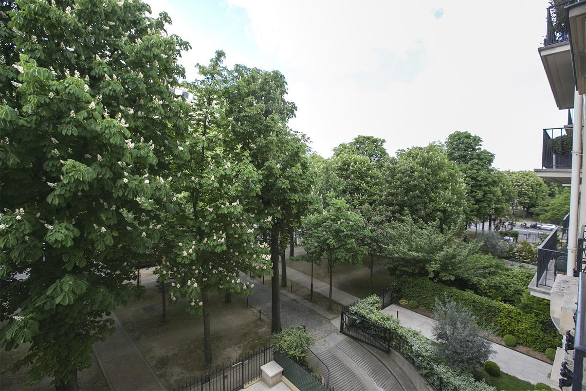 Appartamento Paris Avenue Ingres 24