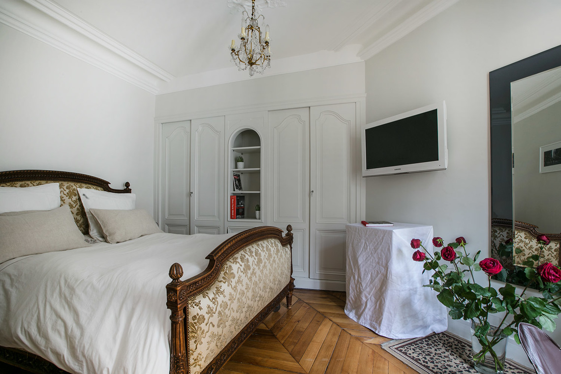 Apartment Paris Rue du Faubourg Montmartre 15