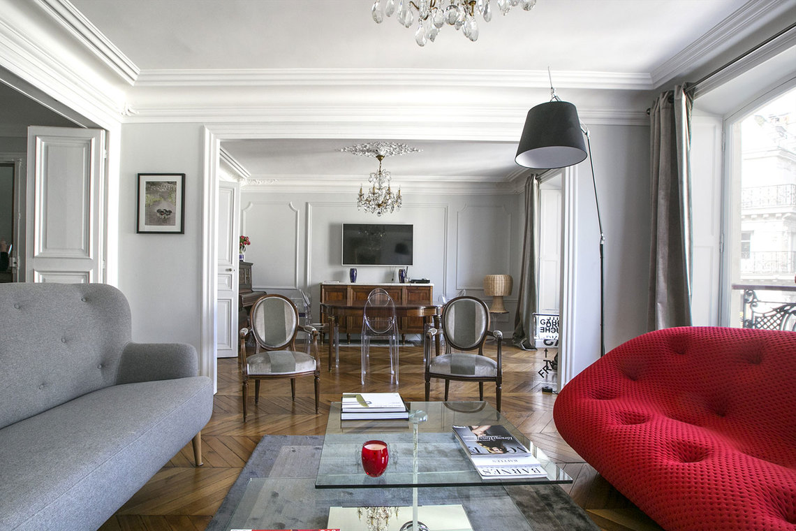 Apartment Paris Rue du Faubourg Montmartre 4