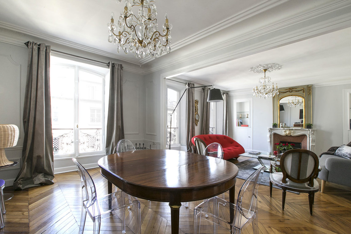 Apartment Paris Rue du Faubourg Montmartre 7