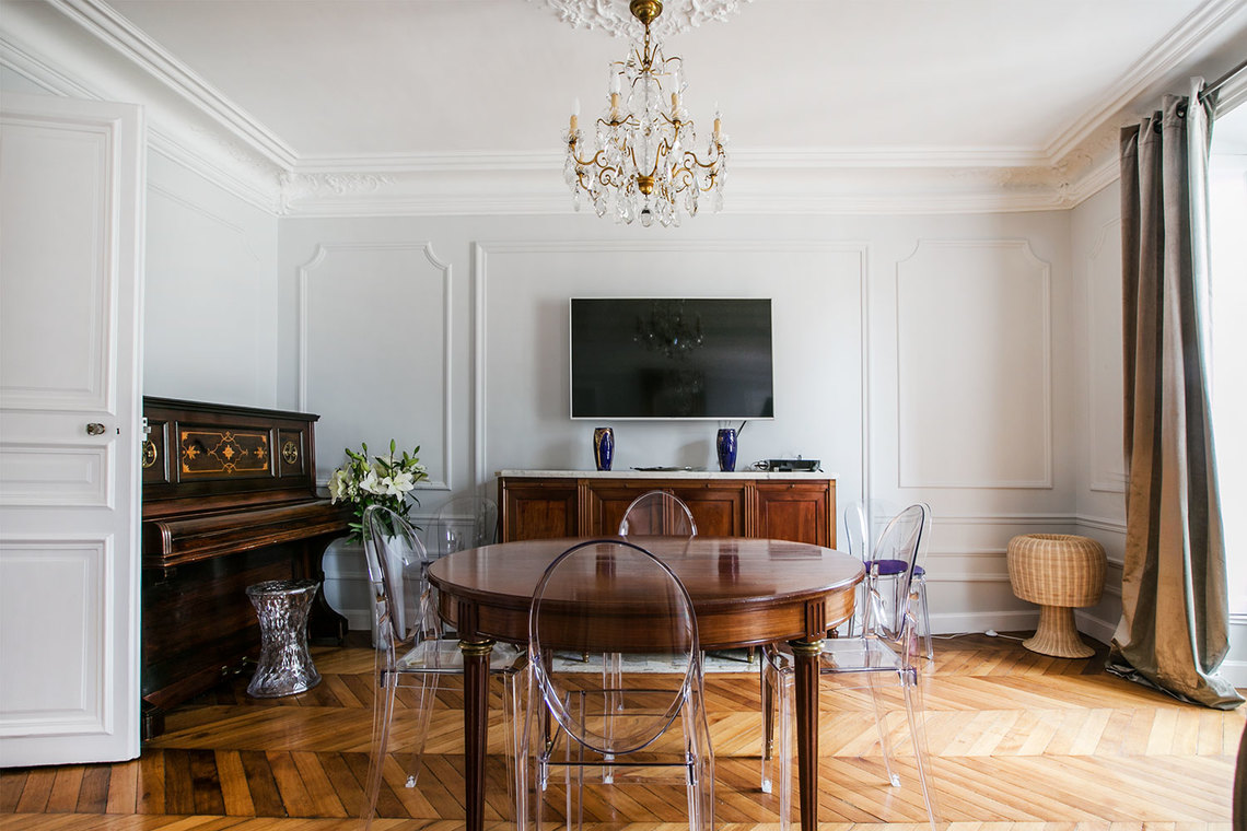 Apartment Paris Rue du Faubourg Montmartre 8