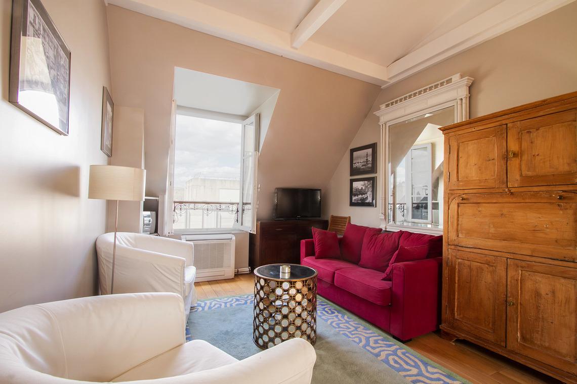 Location appartement meubl rue du d barcad re paris for Appartement meuble paris 17eme
