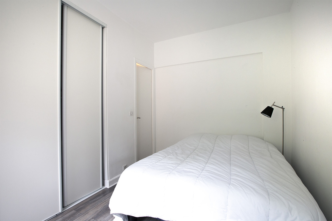 Appartement Paris Boulevard Flandrin 7