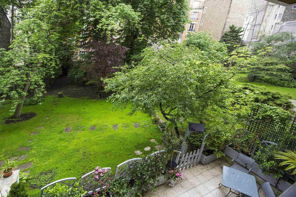 Appartement Paris Boulevard Flandrin 12