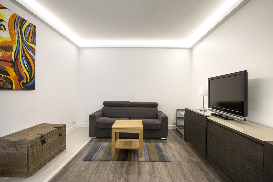 Appartement Paris Boulevard Flandrin 2