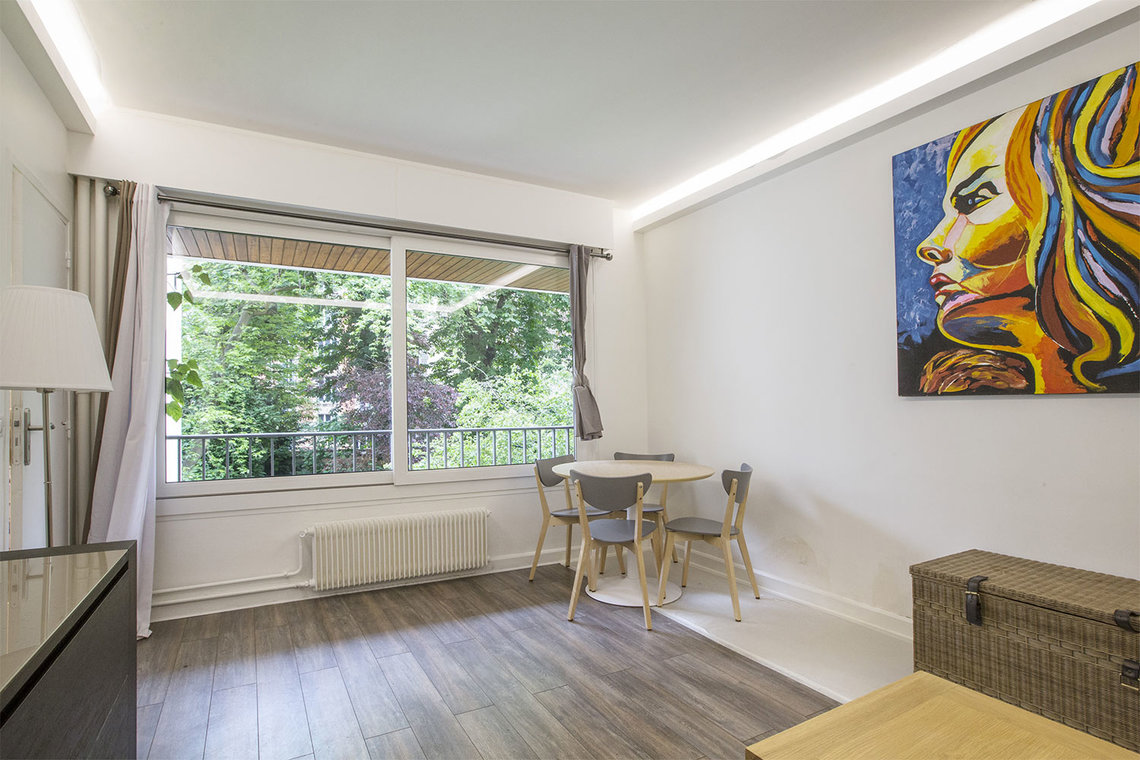 Appartement Paris Boulevard Flandrin 4