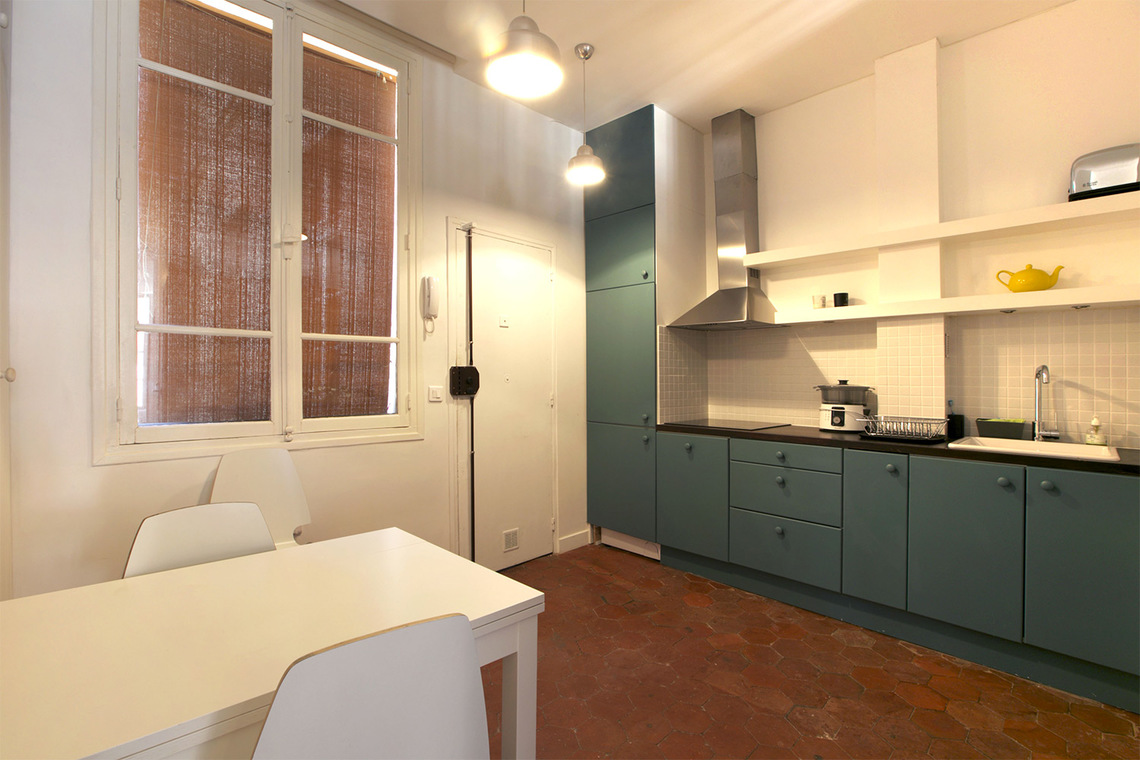 Apartment Paris Rue des Gravilliers 6