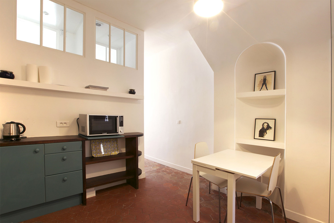 Apartment Paris Rue des Gravilliers 7