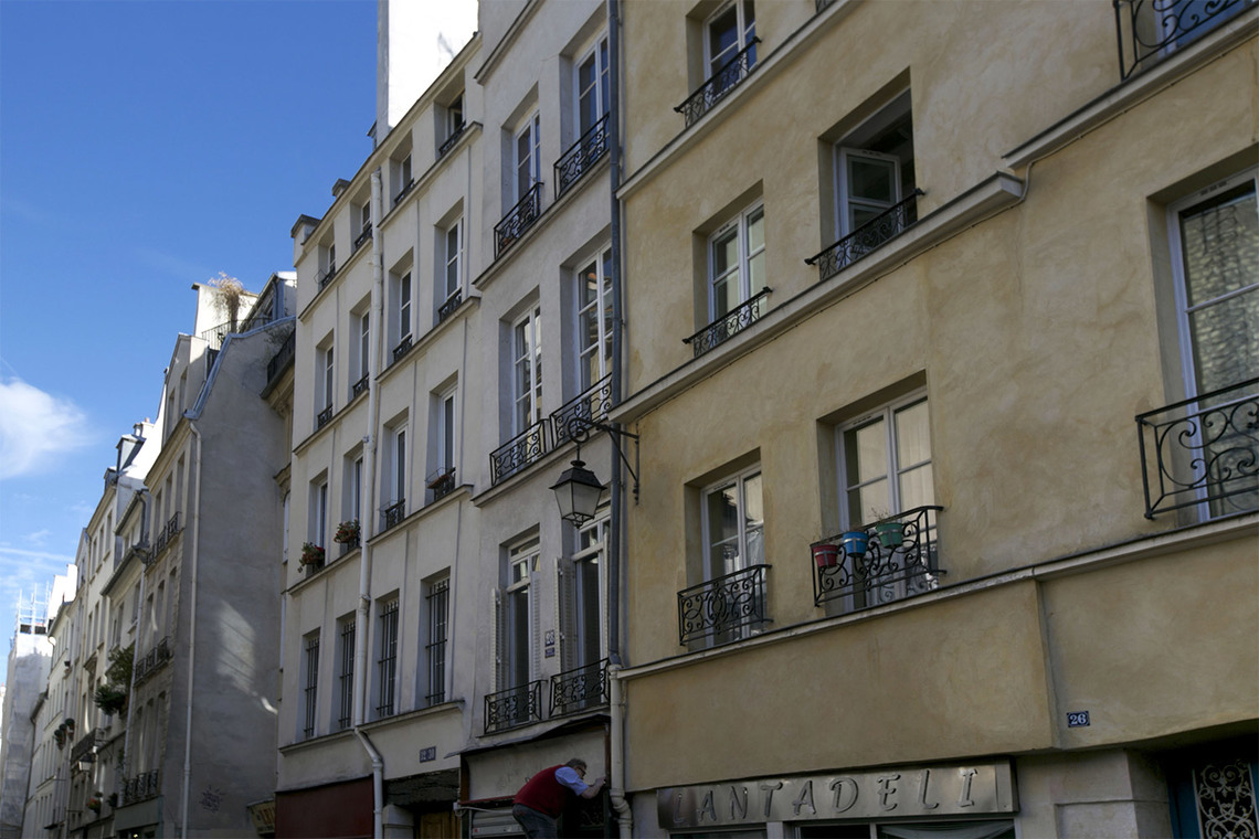 Apartment Paris Rue des Gravilliers 15