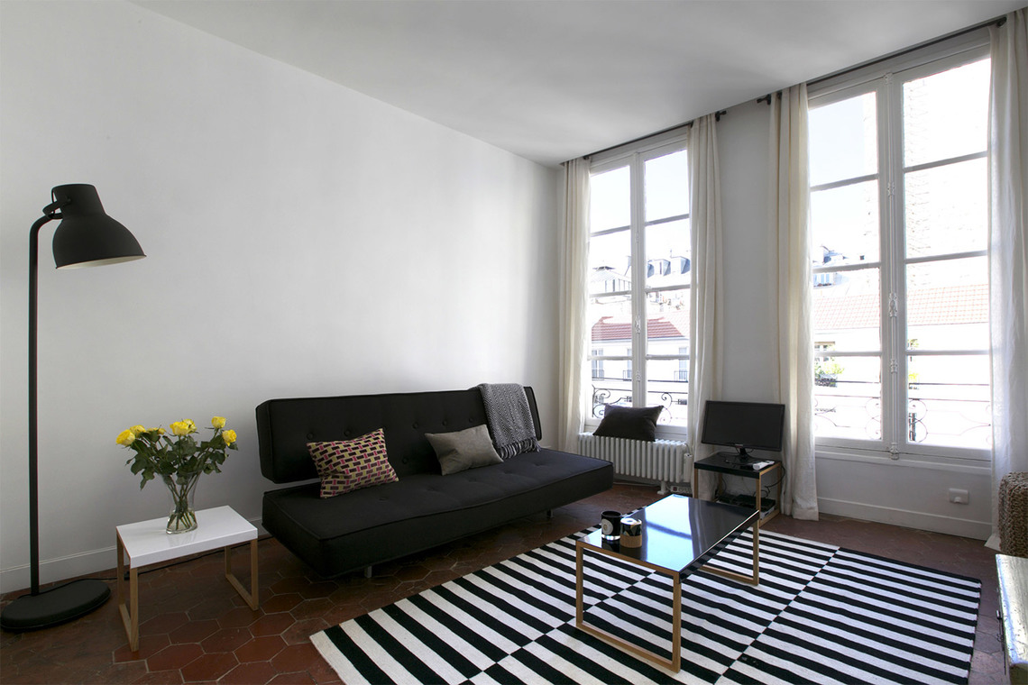 Apartment Paris Rue des Gravilliers 2