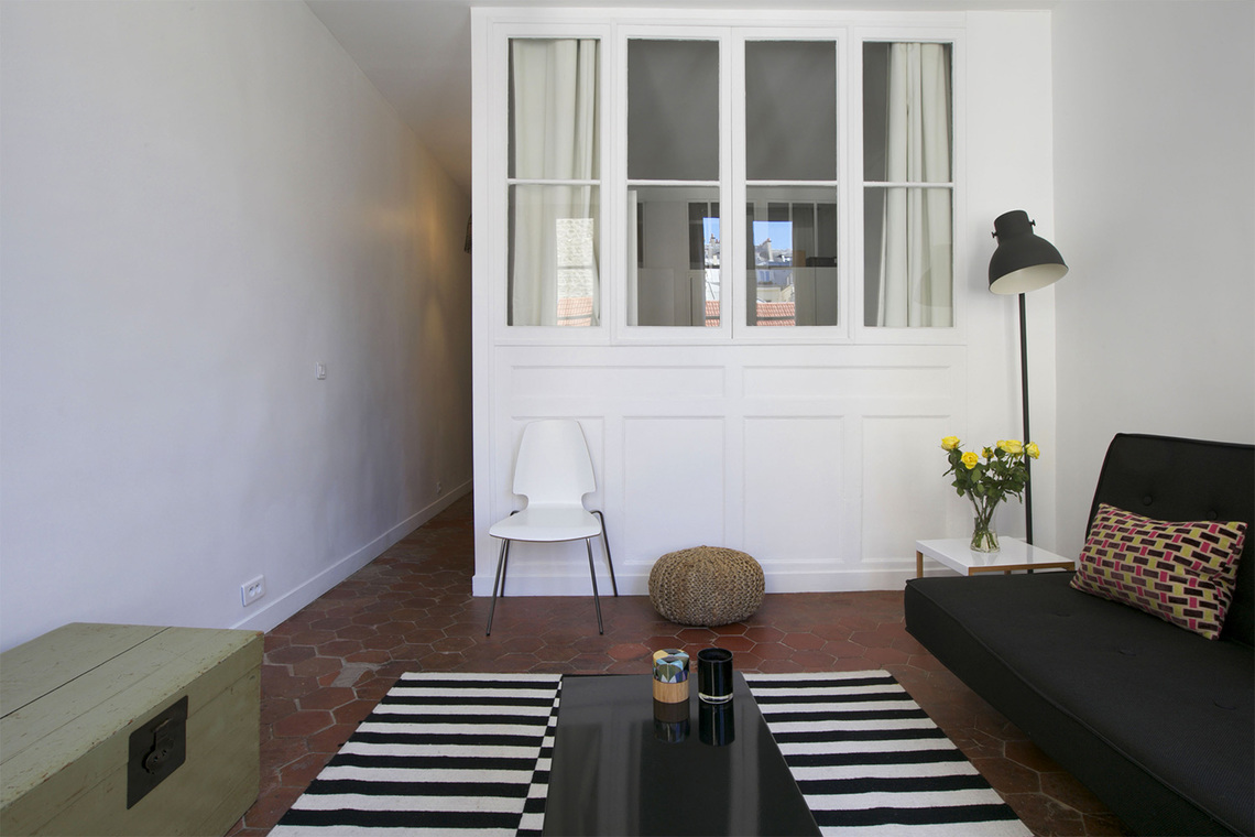 Apartment Paris Rue des Gravilliers 3