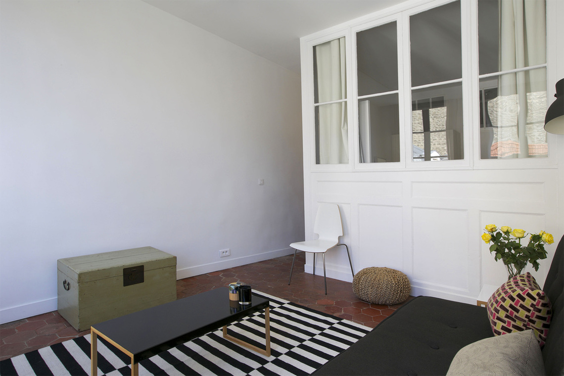 Apartment Paris Rue des Gravilliers 4