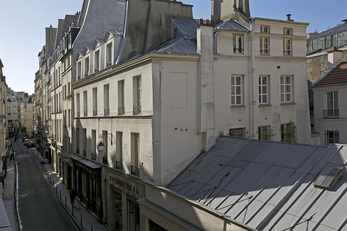 Apartment Paris Rue des Gravilliers 13