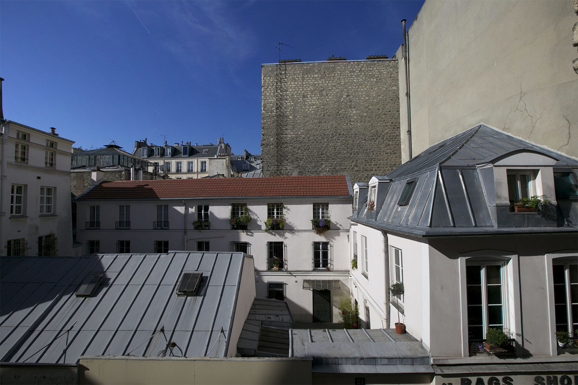Apartment Paris Rue des Gravilliers 14