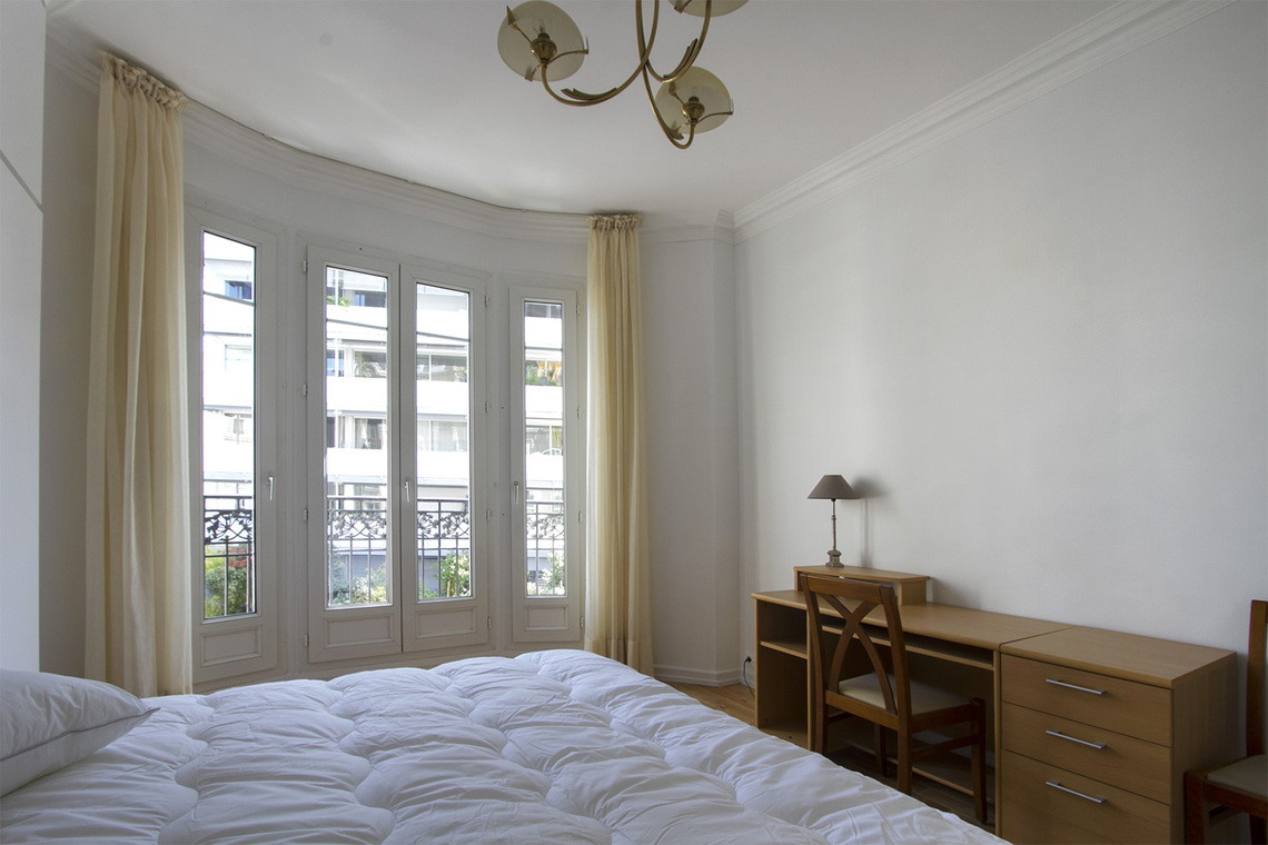 Appartement Paris Rue Chernoviz 11