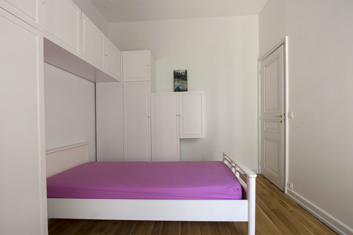 Appartement Paris Rue Chernoviz 13