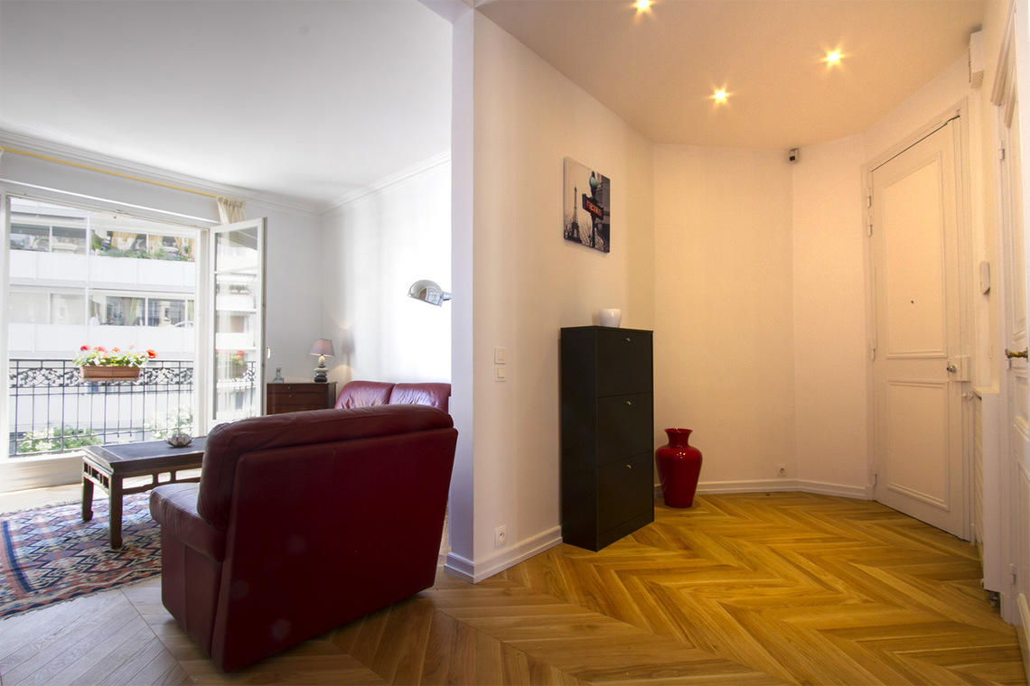 Appartement Paris Rue Chernoviz 6