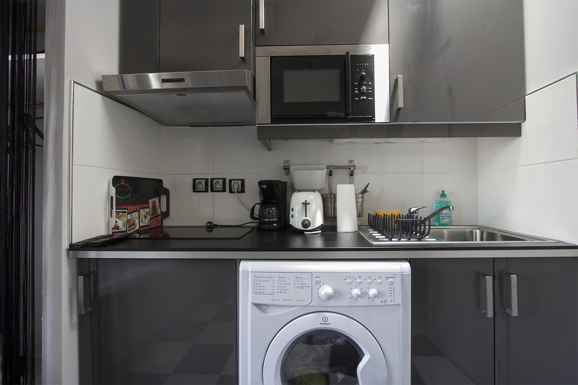 Appartement Paris Rue Mignard 4