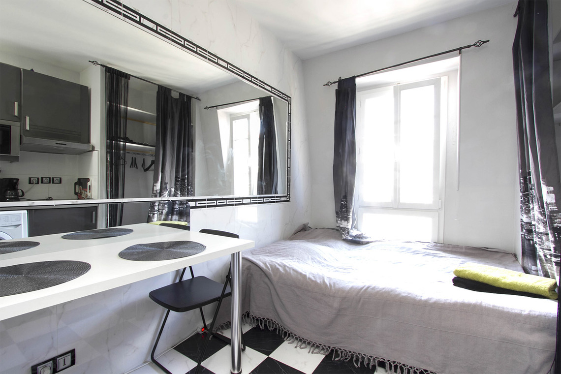Appartement Paris Rue Mignard 2