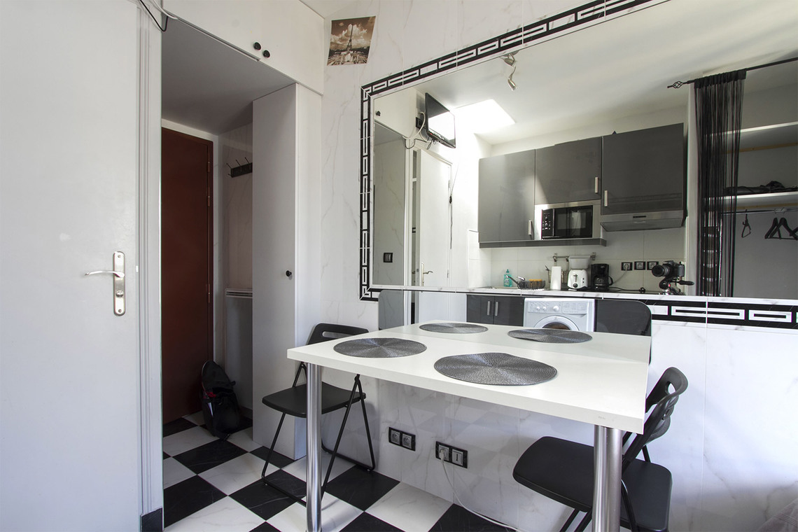 Appartement Paris Rue Mignard 3